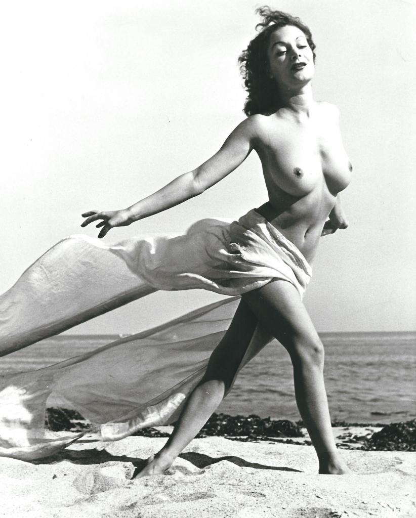 Bruno Bernard, Aileen Hunter, 1940-49
