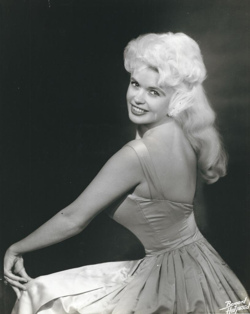Bruno Bernard, Jayne Mansfield, 1950-59