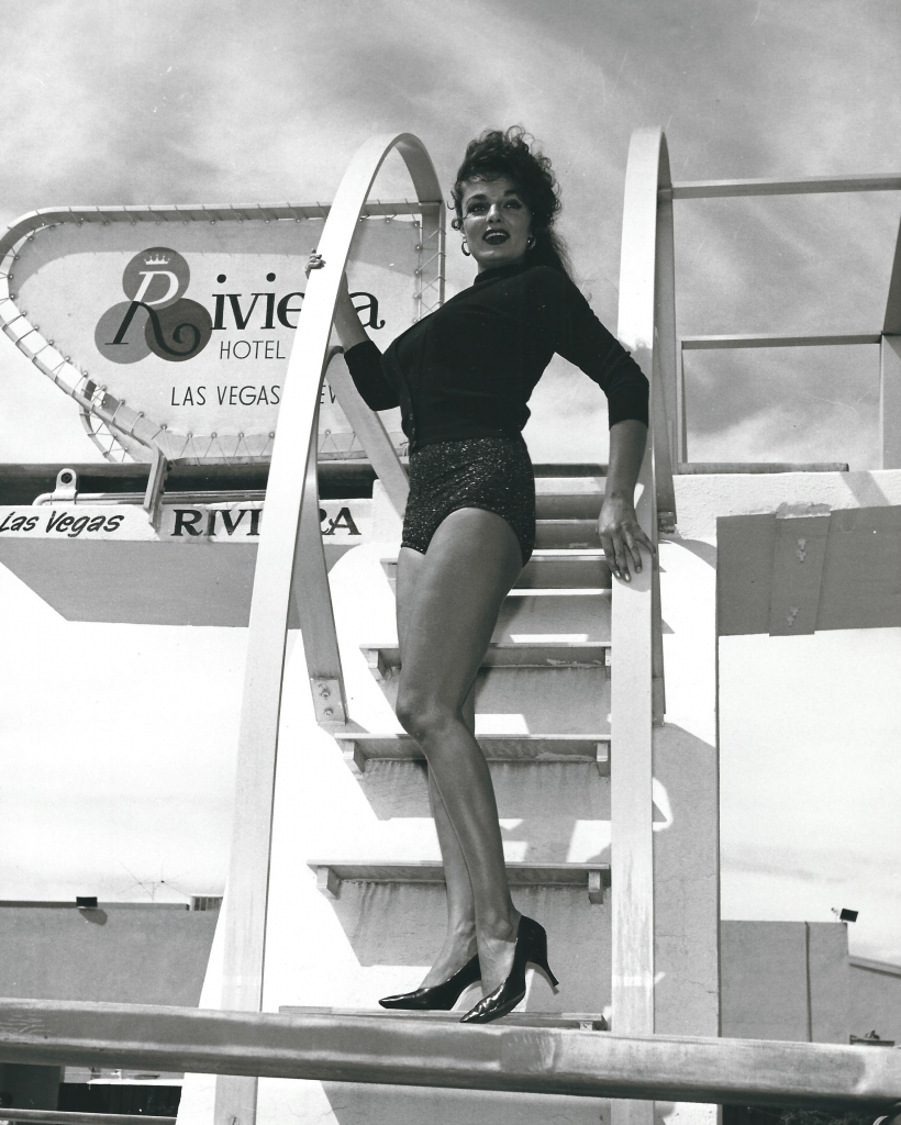 Bruno Bernard, Marylin Hanold, 1950-59