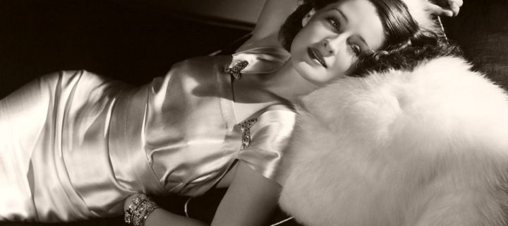 Vintage: Portraits of Norma Shearer – Silent Movie Star