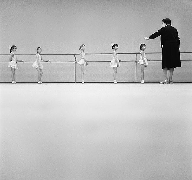 Vladimir Lagrange Young ballet dancers 1962