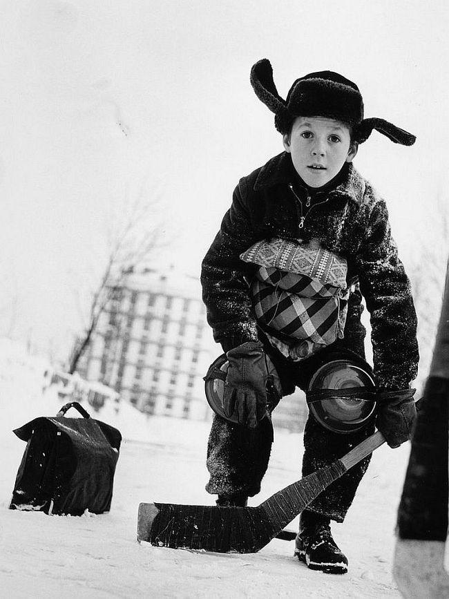 Vladimir Lagrange Goaltender 1961