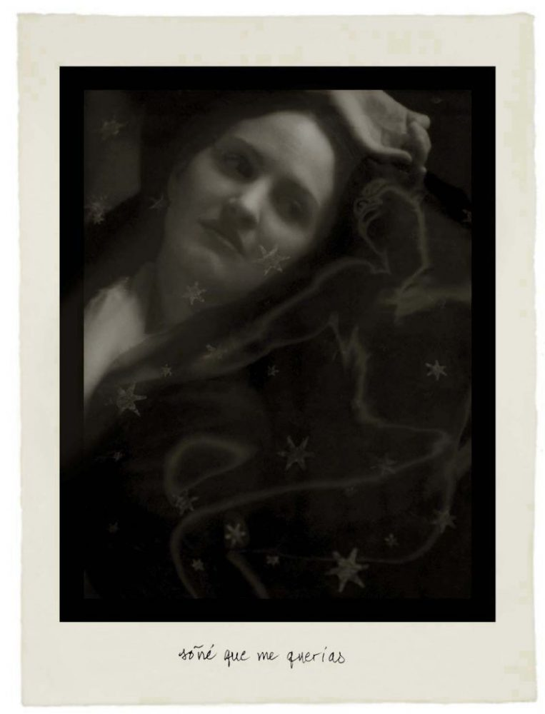 Josephine Sacabo, Soñé Que Mi Querias from Moments of Being, Photogravure - Tissue, Print Date: 2019