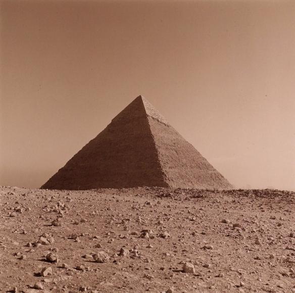 Chephren, Giza, Cairo, Egypt, 1997