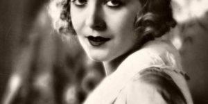 Vintage: Portraits of Vilma Bánky – Silent Movie Star
