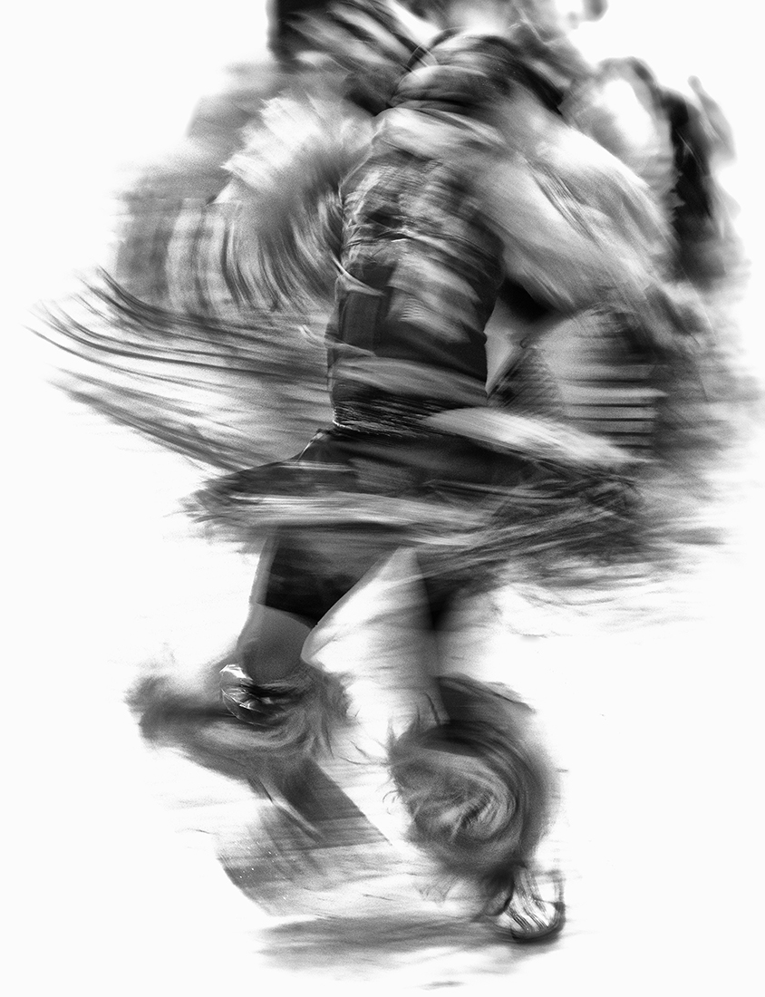 © Timothy Huyck: Powwow - Men's Dance / MonoVisions Photography Awards 2019 winner