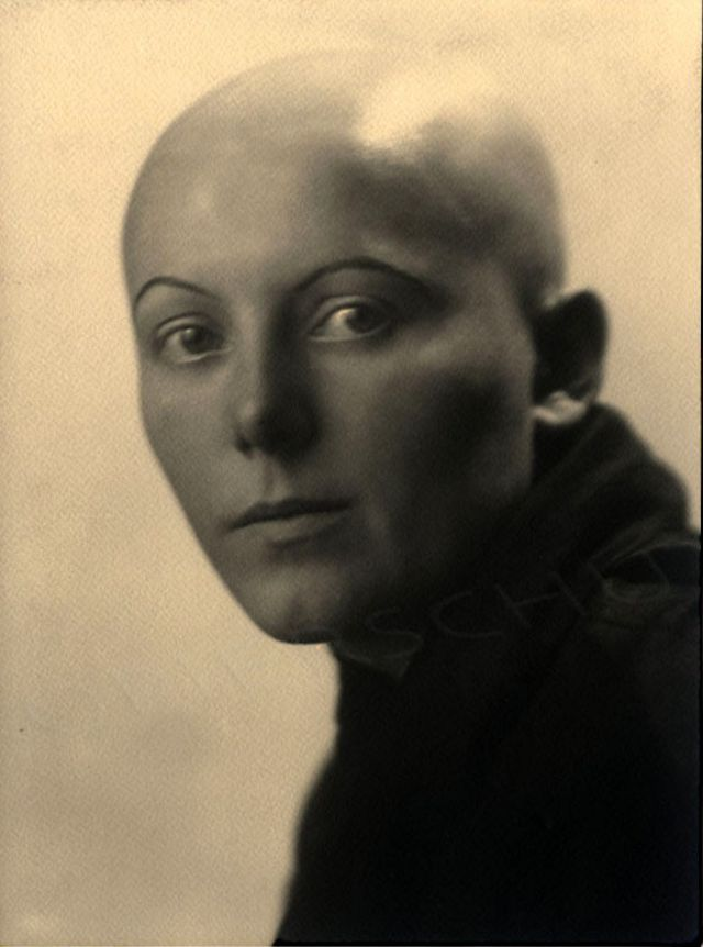 Portraits by Will Burgdorf (1920s)