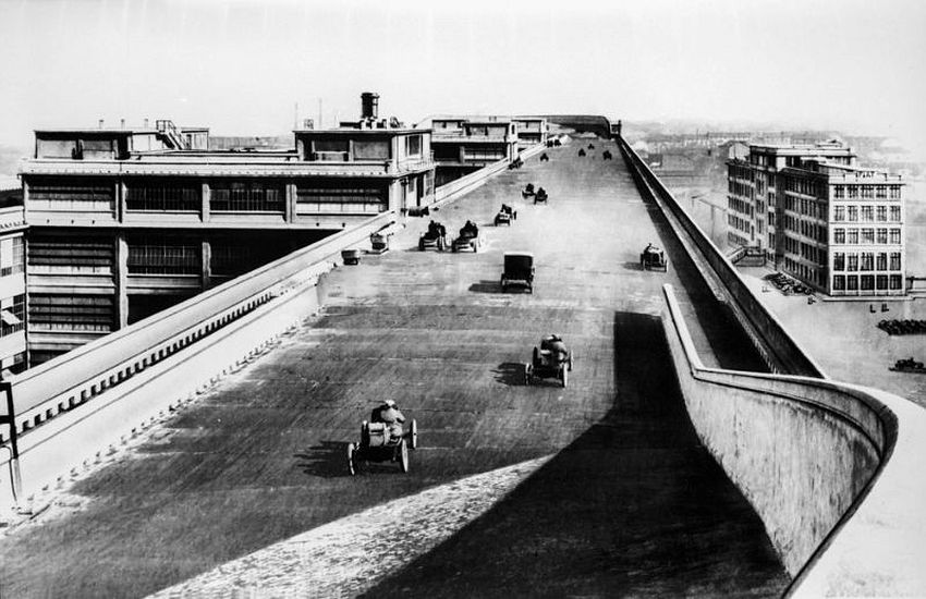 Torino Fiat-factory building