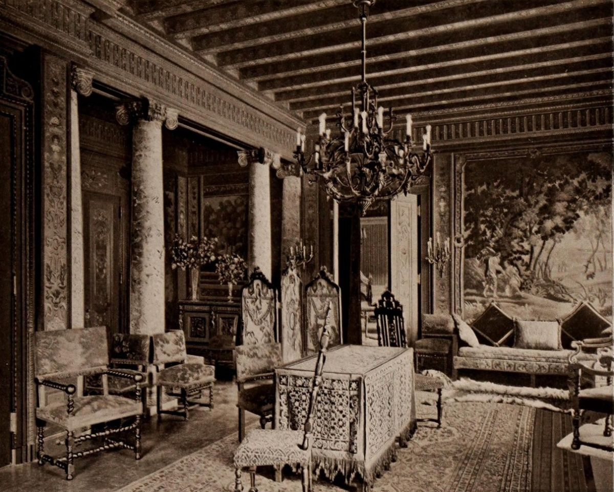 The Waldorf State Apartments – Henry IV, Drawing Room