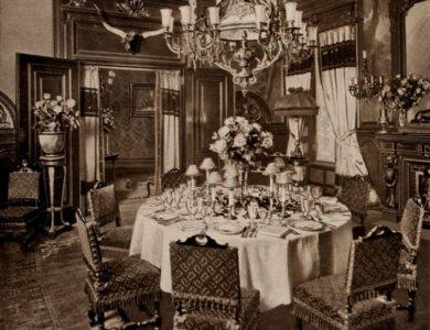 Vintage: New York's original Waldorf-Astoria Hotel (1903)