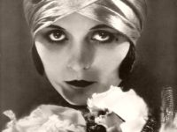 Vintage: Portraits of Pola Negri – Silent Movie Star