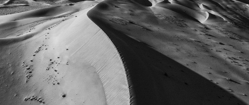 Birgit Neiser: Oman desert