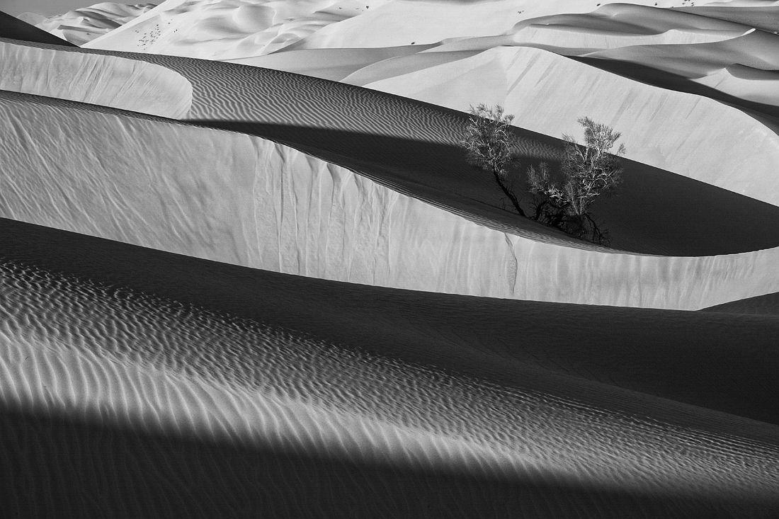 © Birgit Neiser: Oman desert / MonoVisions Photography Awards 2019 winner