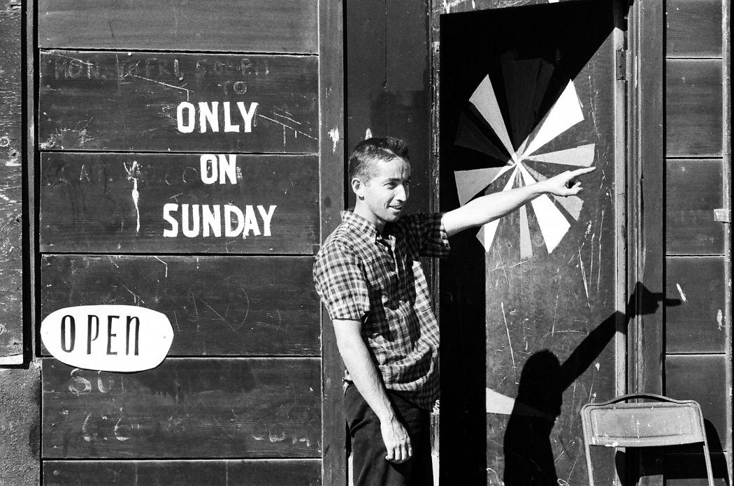 (Boy Pointing), 1961-67