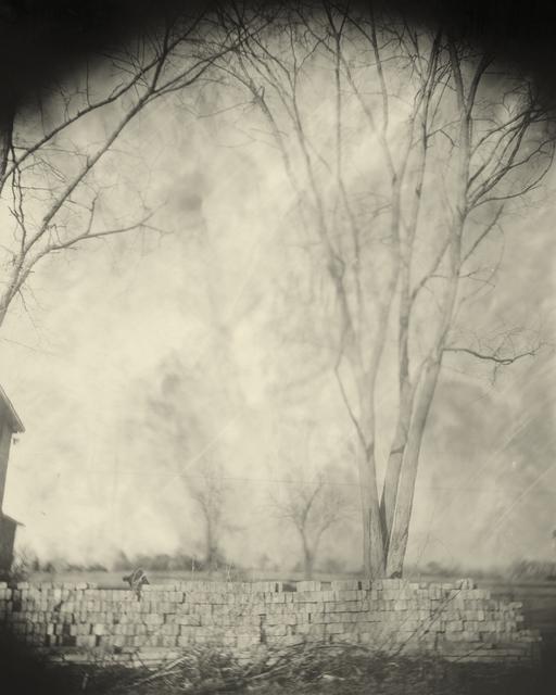 Sally Mann Georgia, Untitled (Vertical Wall), 1996