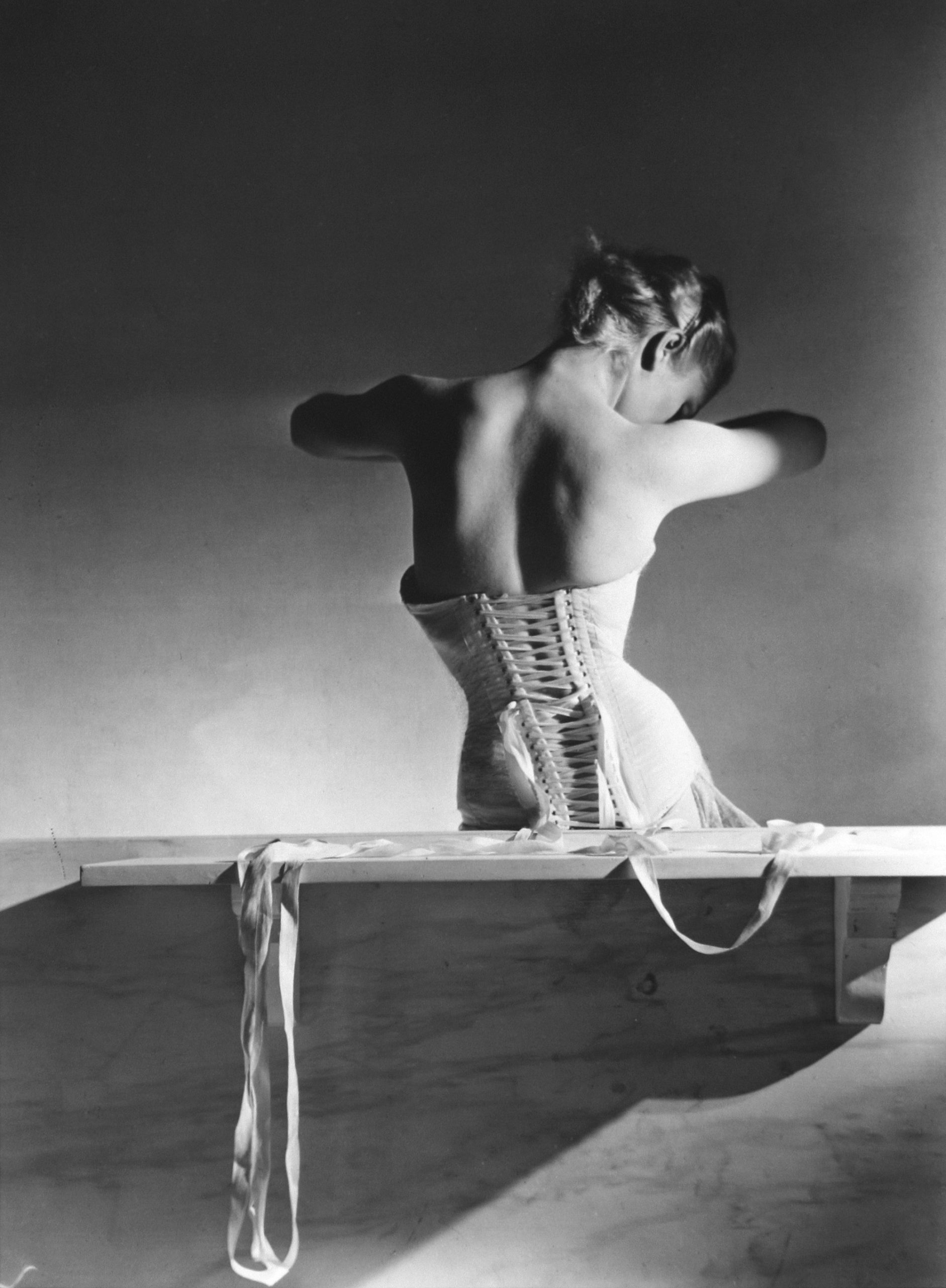 Horst P. Horst The Mainbocher Corset, 1939 (printed later)