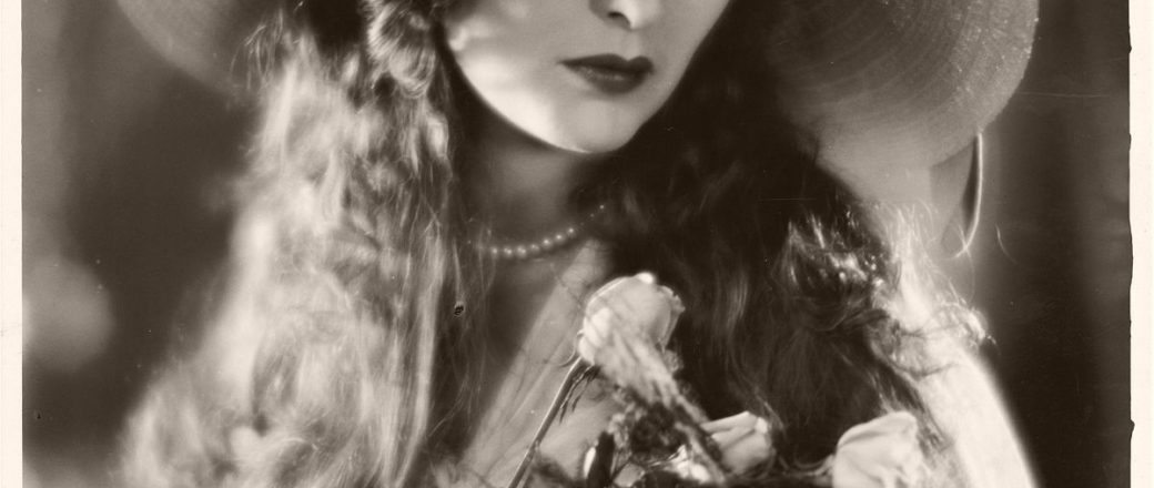 Vintage: Portraits of Dolores Costello – Silent Movie Star