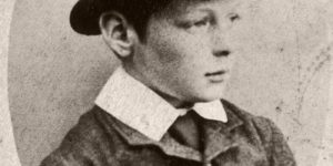 Vintage: Young Winston Churchill (1884-1904)