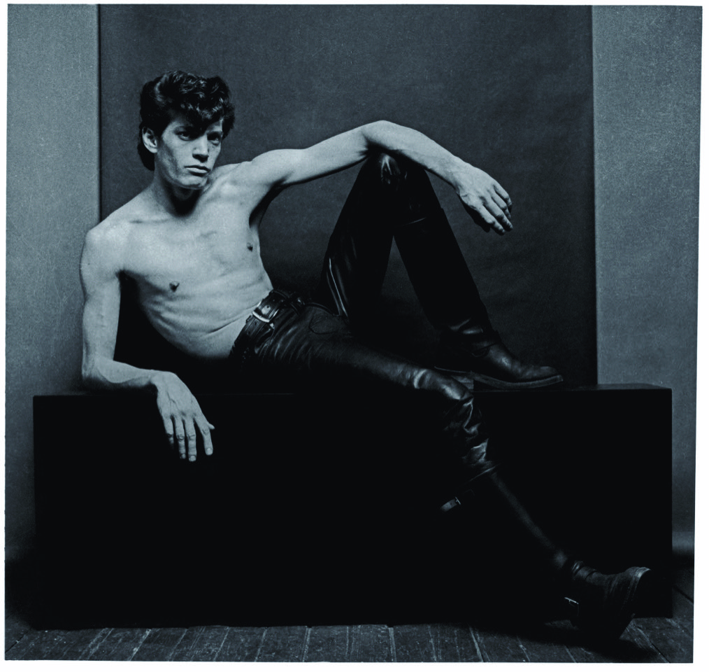 Marcus Leatherdale  Portrait of Robert Mapplethorpe  1980