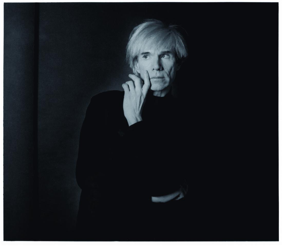 Andy Warhol – Issey Miyake  1983