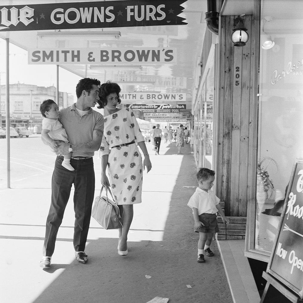 Main Street, Rotorua, 1963