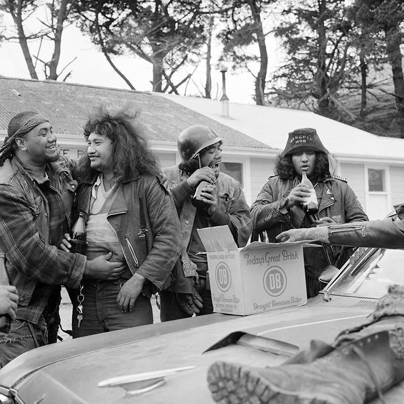 Mongrel Mob Convention, Porirua, 1982