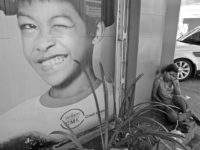 Vincent de WILDE d'ESTMAEL: Ads and Street Art in Phnom Penh, Cambodia