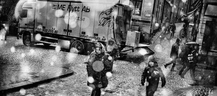 Anders Petersen: Stockholm
