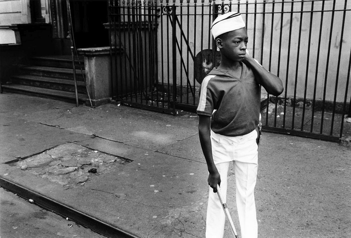 Boy from Marching Band, 1977