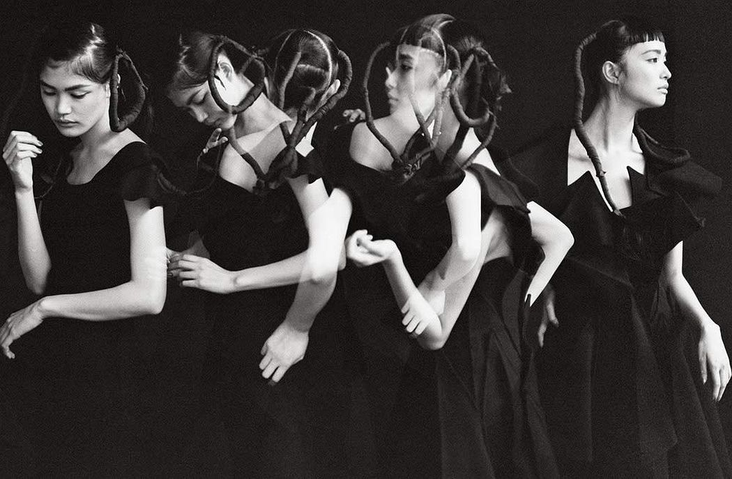 Fluence. The Continuance of Yohjl Yamamoto by Takay