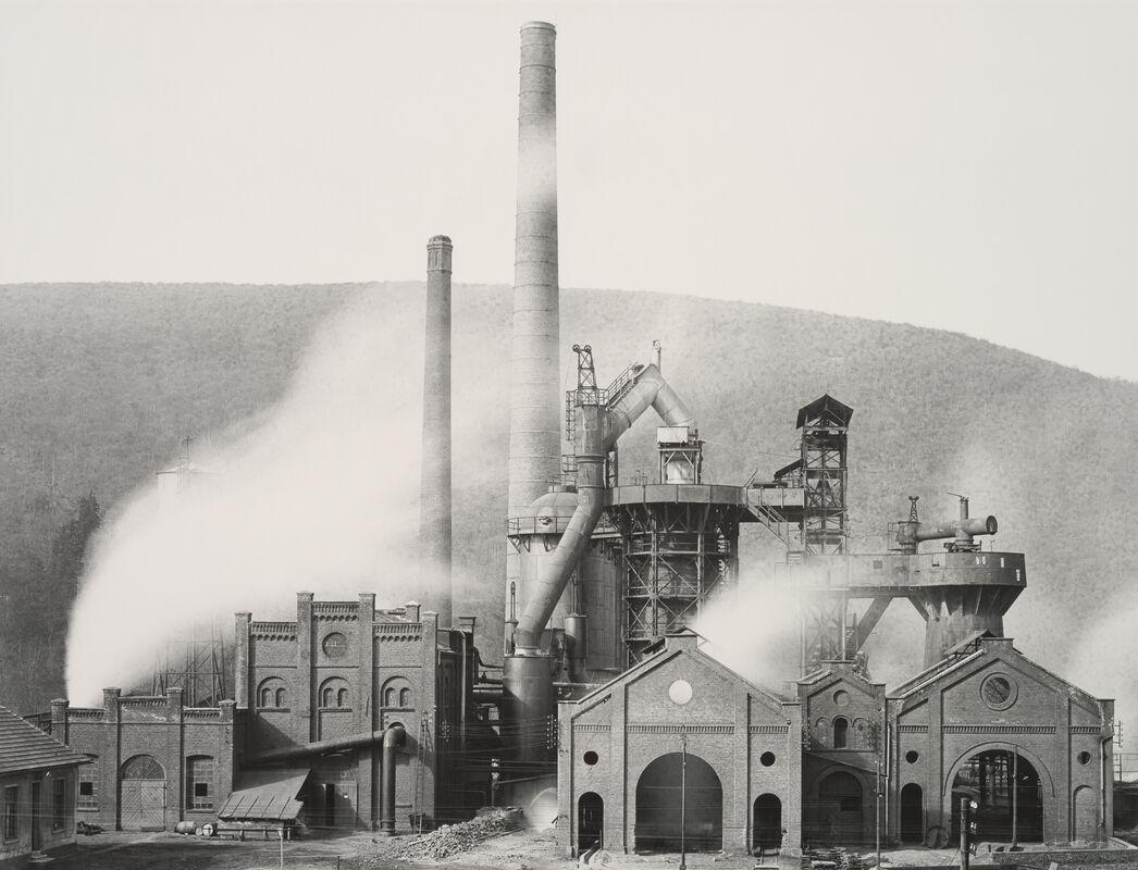 Peter Weller: Marienhütte bei Eiserfeld/Sieg, 1909-1914 Courtesy Die Photographische Sammlung/SK Stiftung Kultur, Köln in Zusammenarbeit mit dem Siegerländer Heimat- und Geschichtsverein e. V.