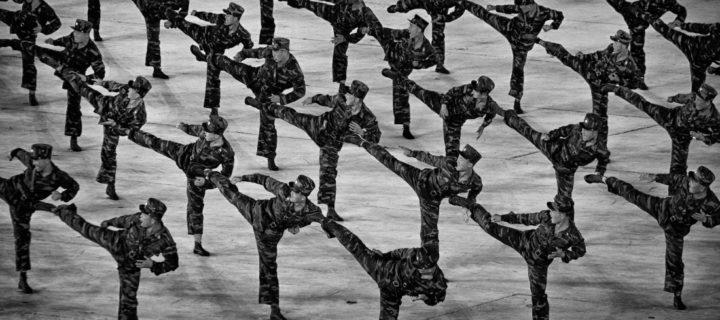 Alain Schroeder: Taekwondo North Korea Style