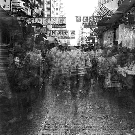 Han Shun Zhou: Frenetic City