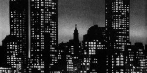 Vintage: New York by Andreas Feininger (1940s)