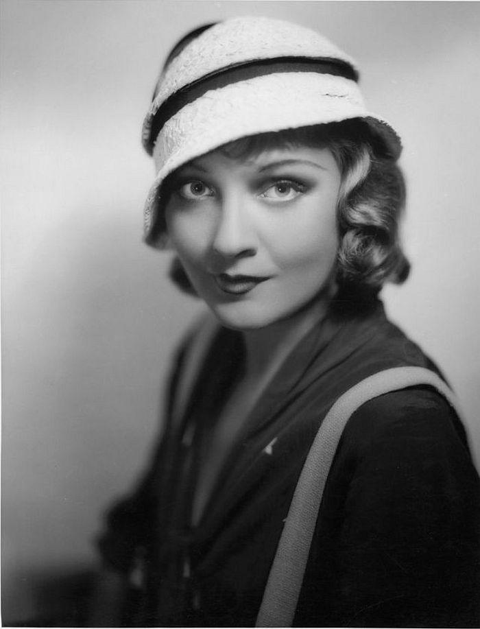 Anna Sten, circa 1927