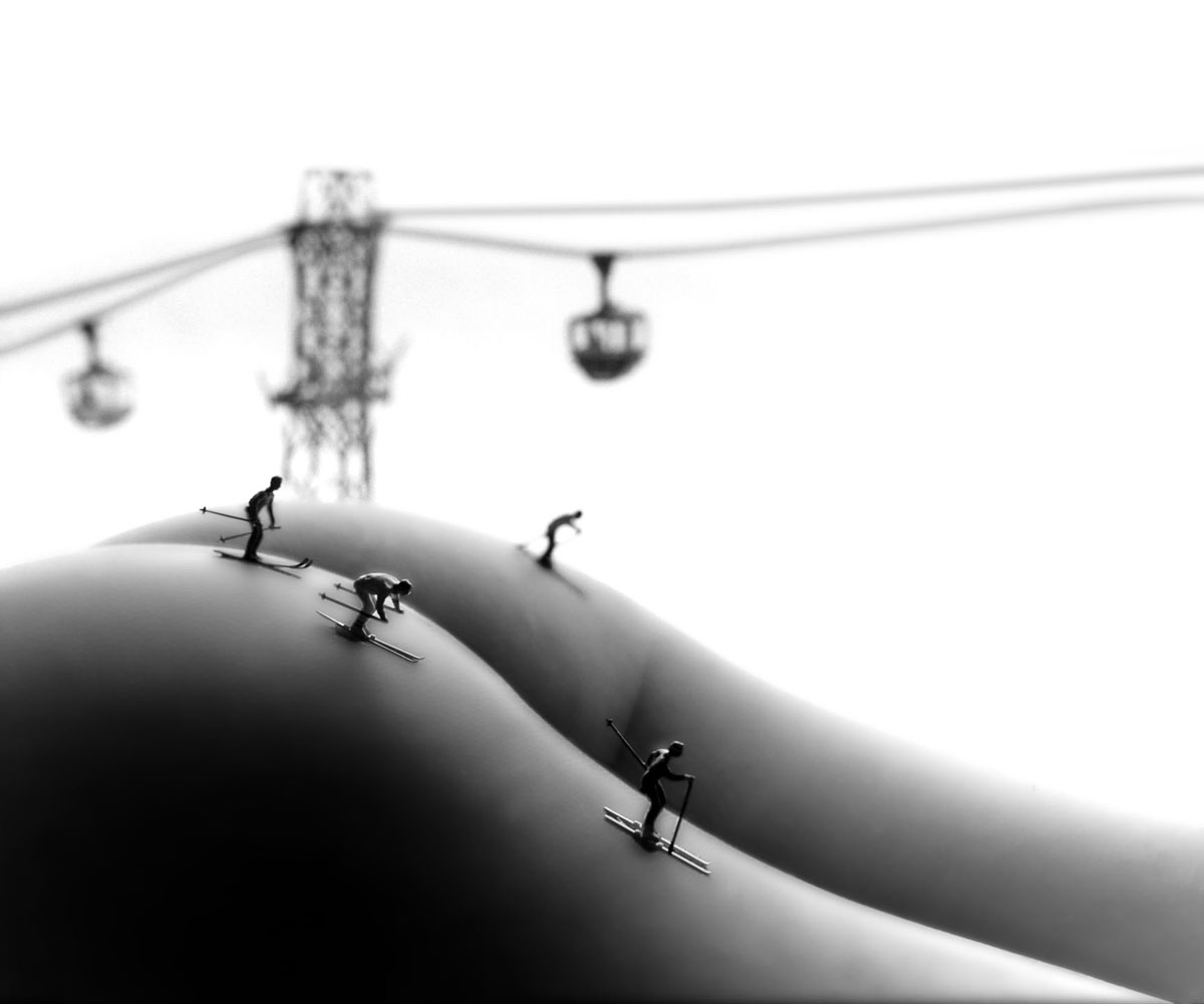 © Allan Teger: Bodyscapes