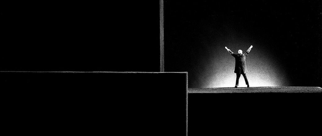 Gilbert Garcin: Existence is Elsewhere