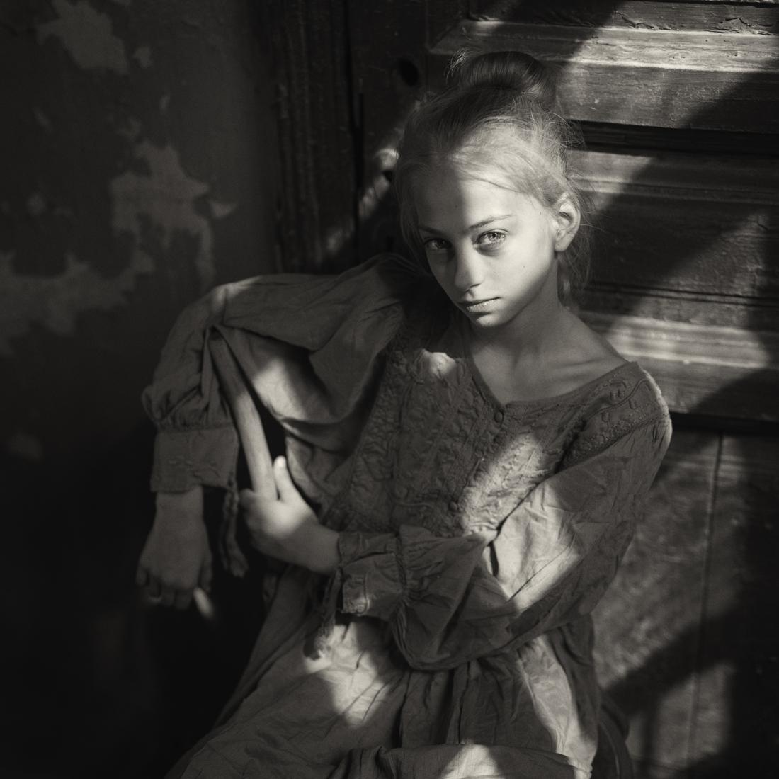 Evgeny Matveev - Portraits of young women