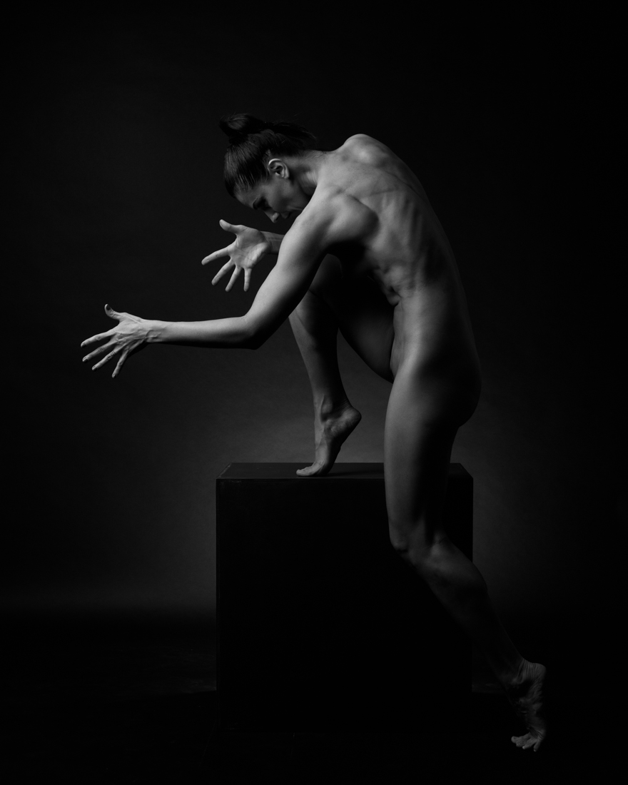 Marco Barbera - Postures of the naked self