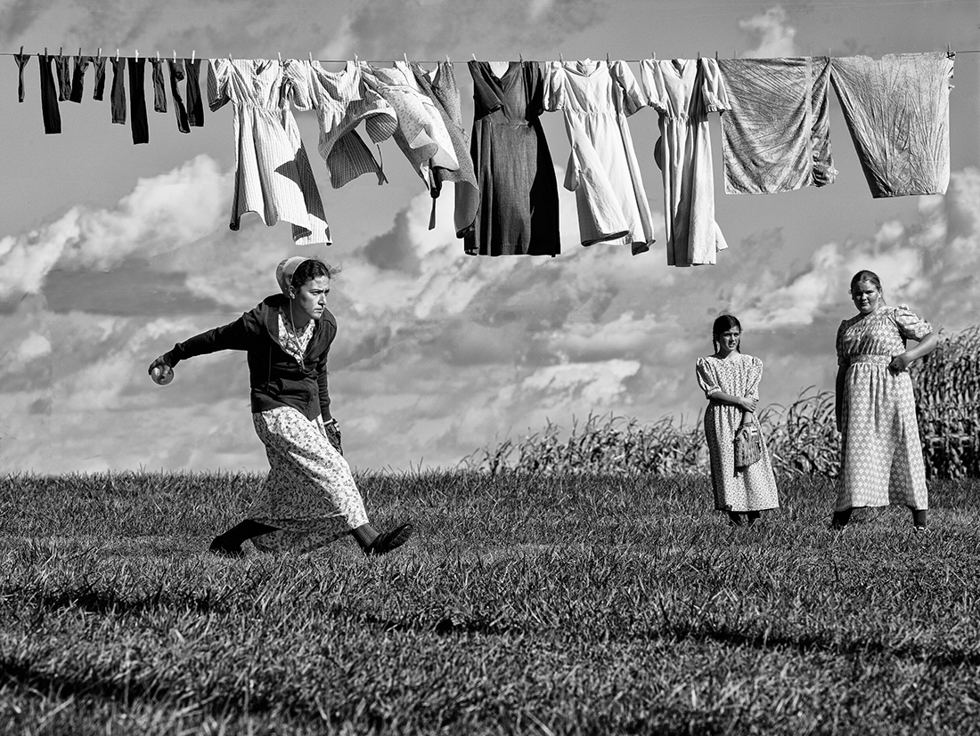 William West Jr. - Laundry Softball Amish Country