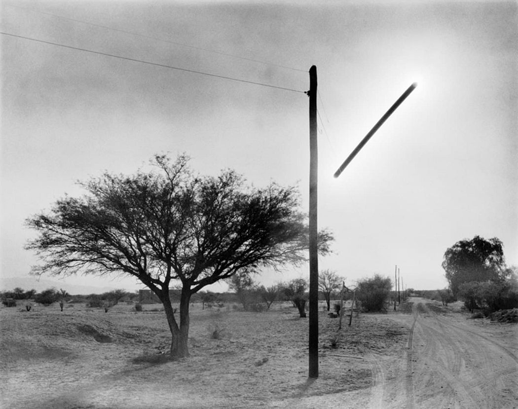 """6/09/2008, 4:42 pm – 5:42 pm, S 29°33.076' W 068°06.724' from the series """"1h"""" © Hans-Christian Schink"""
