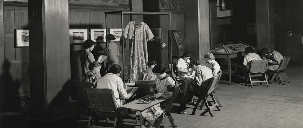 Art for the Community: The Met's Circulating Textile Exhibitions, 1930–40