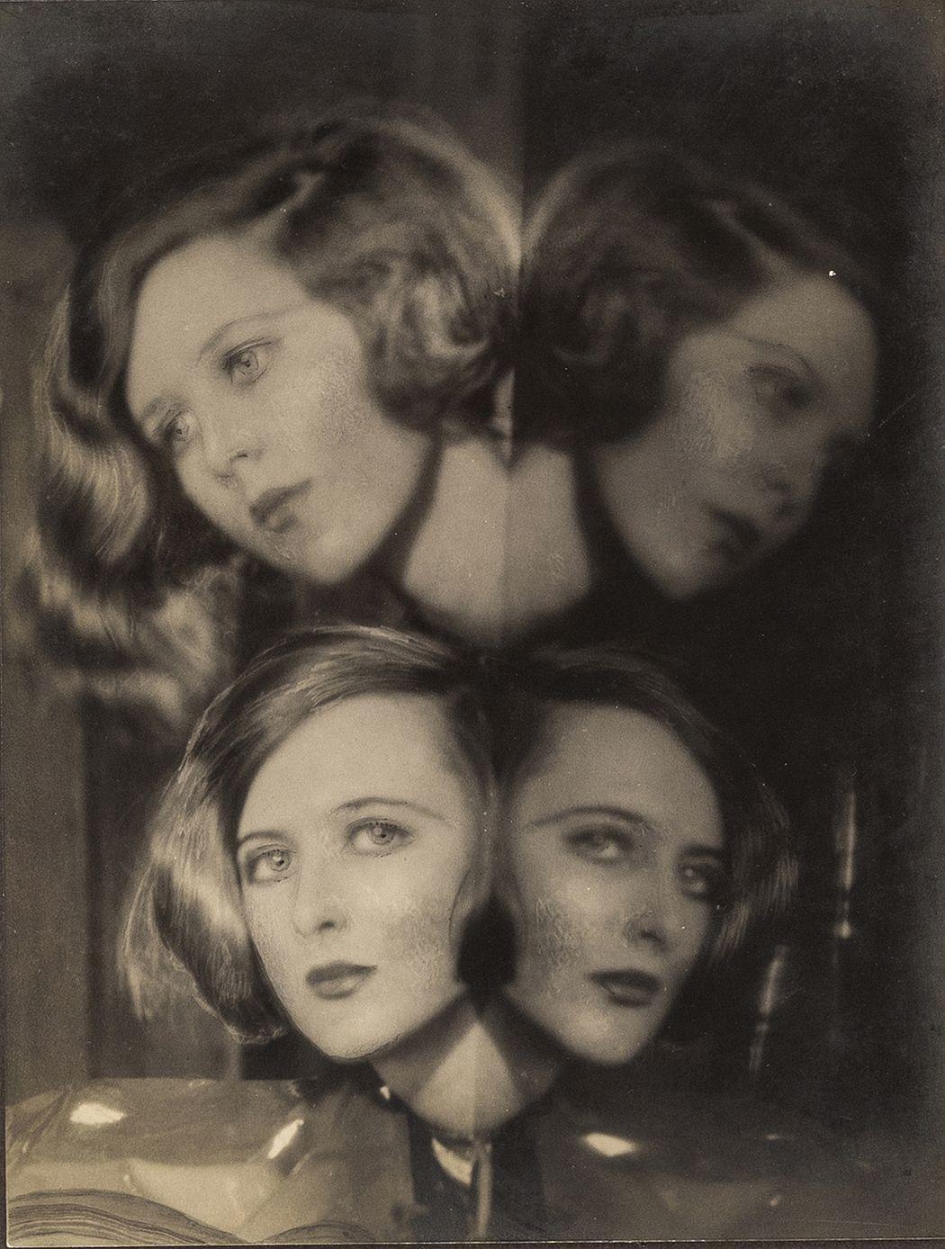 Nancy and Baba Beaton, 1924  Cecil Beaton