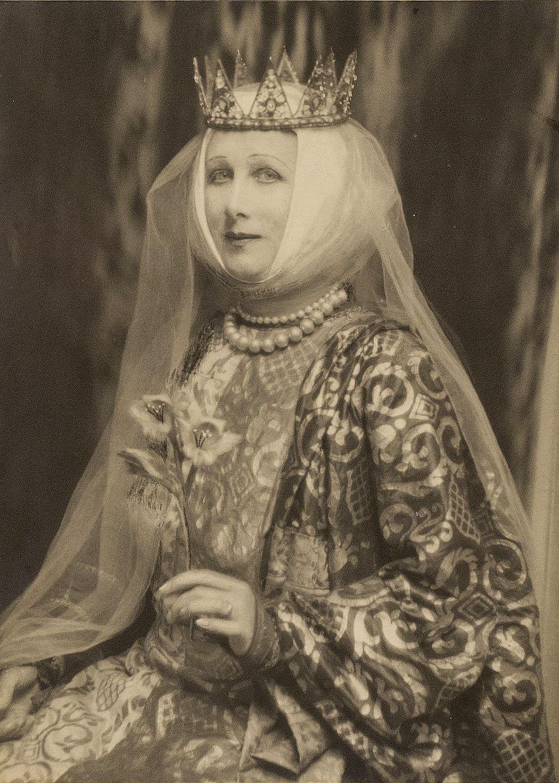 Mrs Beaton, c. 1925  Cecil Beaton