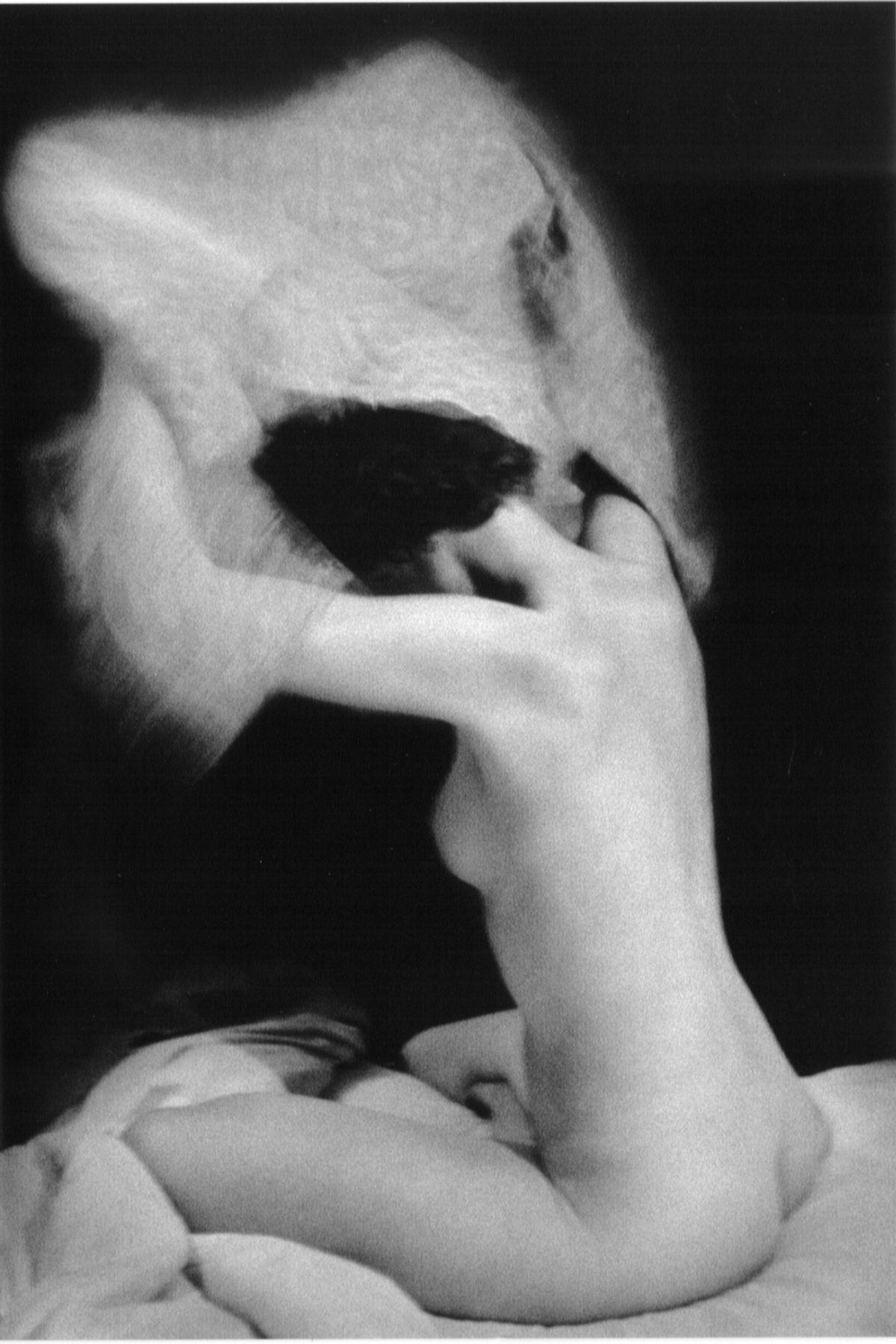 René Groebli: Auge Der Liebe (Eye of Love), #521, 1952, 85 x 56 cm, Ed. 7