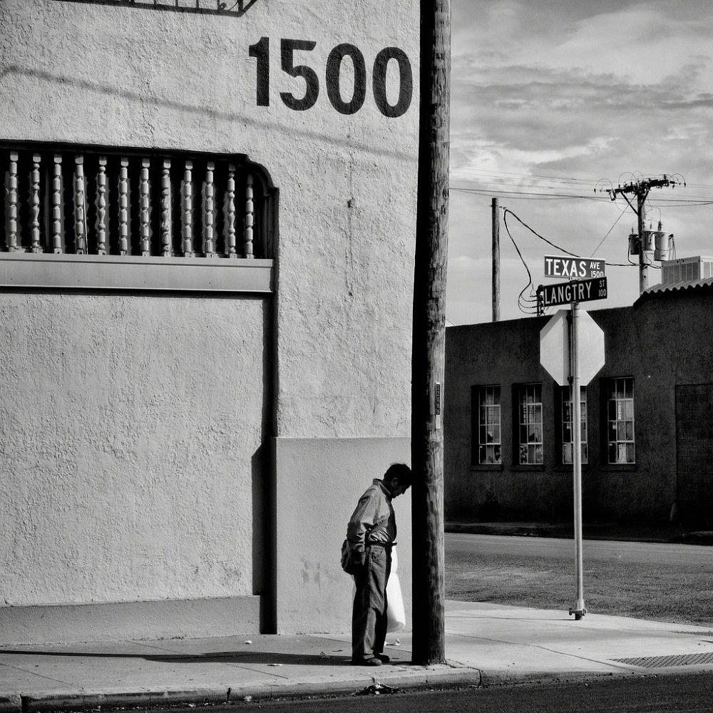Matt Black: El Paso, Texas, USA, 2015 © Matt Black / Magnum Photos