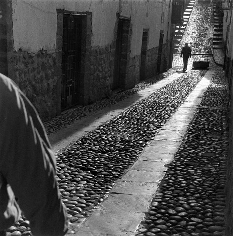 Encuentro, Cuzco, Perú, 2002
