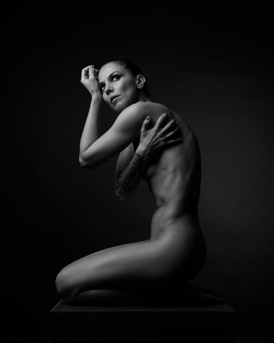 © Marco Barbera: Postures of the naked self / MonoVisions Photography Awards 2020 winner