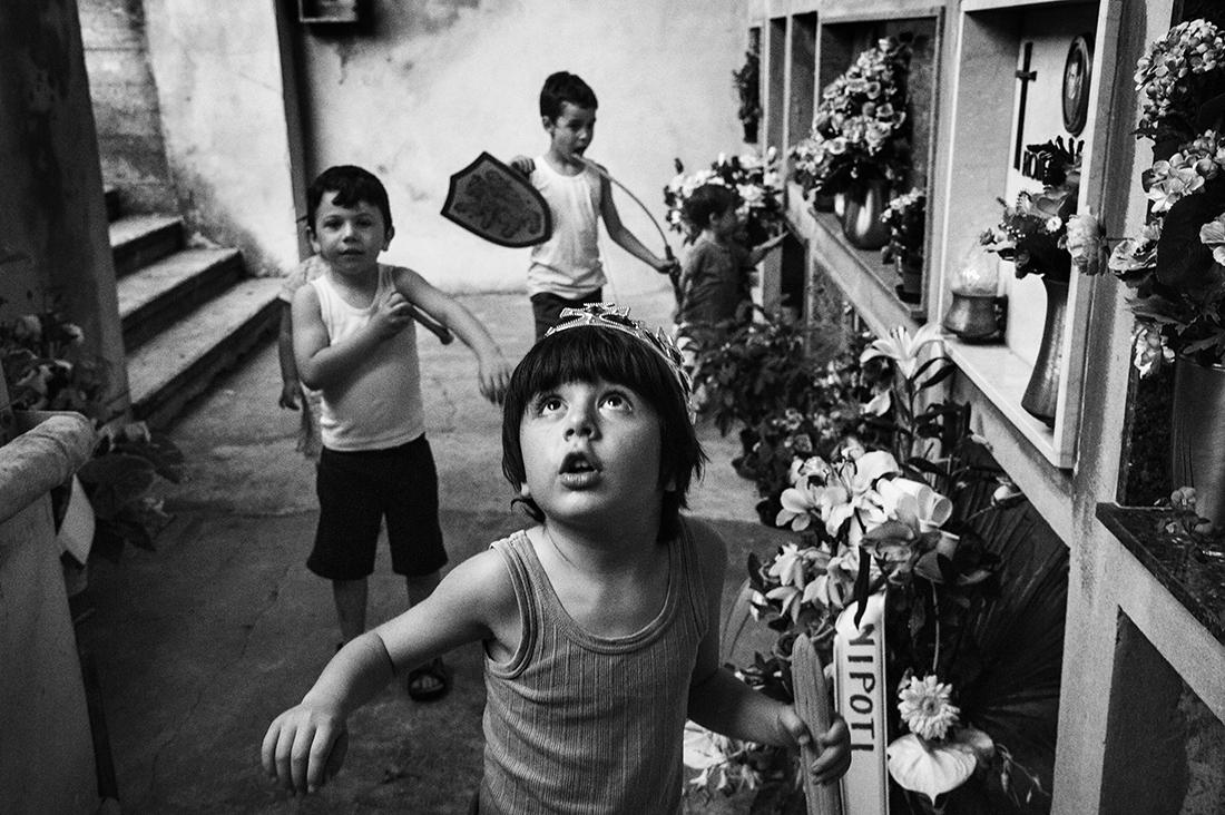 © Manuel Micheli: ROTELLANDO VERSO SUD / MonoVisions Photography Awards 2020 winner