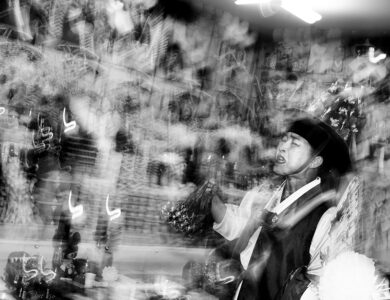 Dirk Schlottmann: Korean shamanism – spirit possession